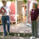 Das Bild zeigt Kristine Voigt mit Geschäftsführer Bernd Schauder